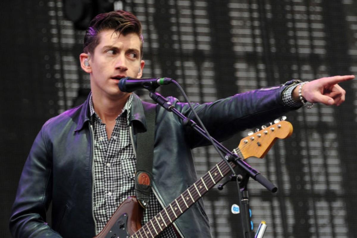 """Alex Turner: """"No hay apuro para el próximo álbum de Arctic Monkeys"""""""