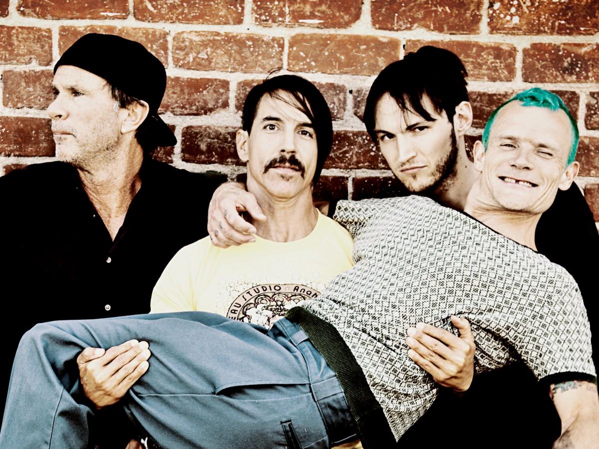 Los Red Hot Chili Peppers se adueñan de Madrid y Barcelona
