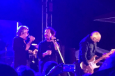 Eddie Vedder y The Who se unieron en un concierto benéfico