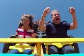 Carpool Karaoke, Montaña rusa y Selena Gómez