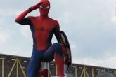 Primeras imágenes del rodaje de Spider-Man: Homecoming