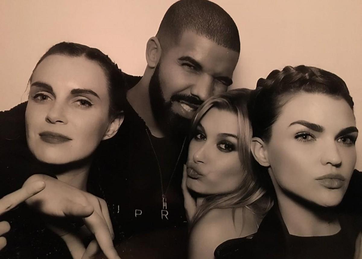 ¿Drake y Hailey Baldwin?¿Qué pensará Rihanna al respecto?