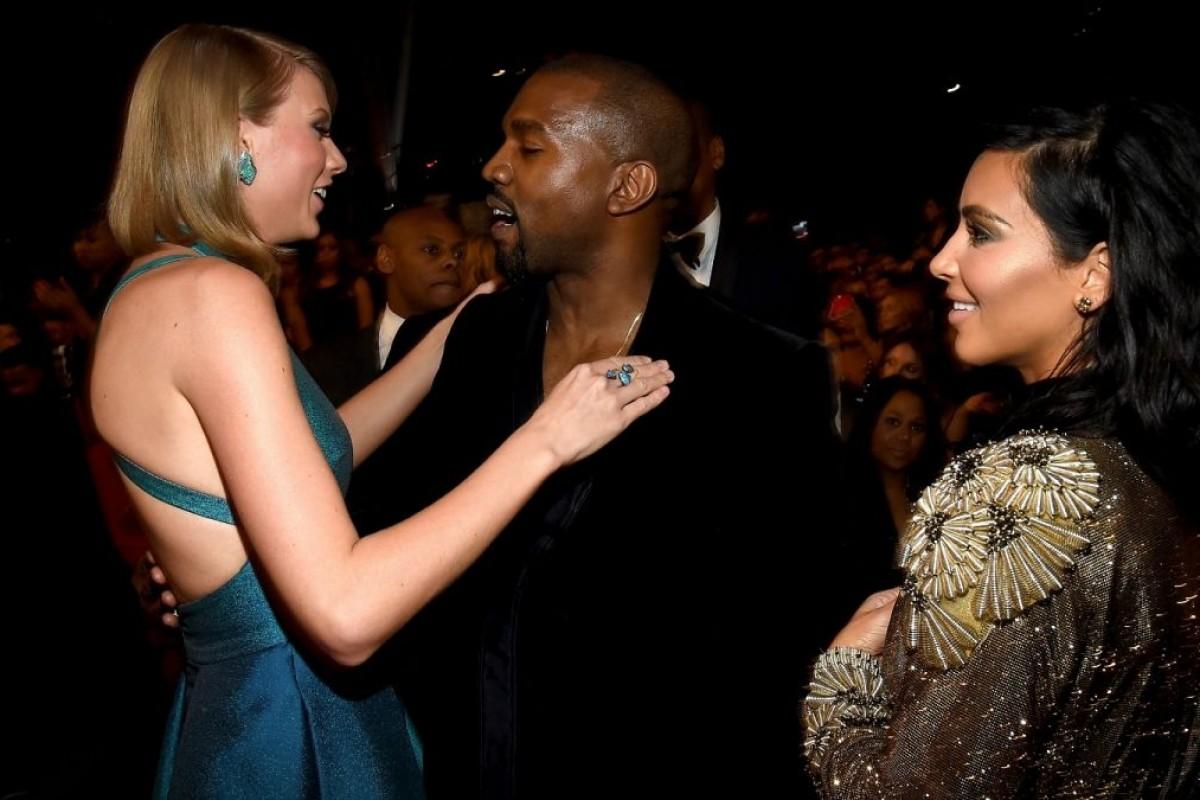 "Guerra de serpientes: Taylor Swift sobre snap de Kim, ""nunca pasó"""