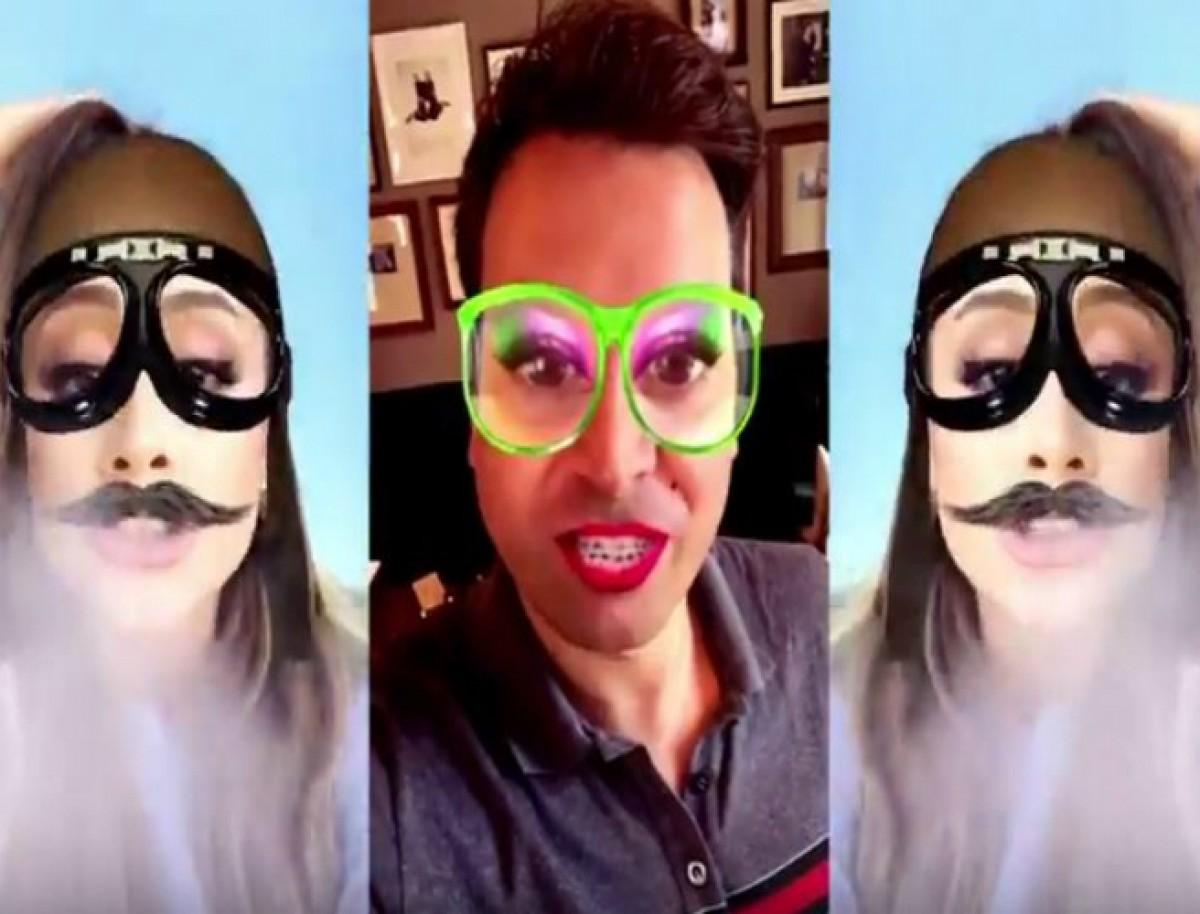 ¿Ya viste los Snaps de Ariana Grande y Jimmy Fallon?