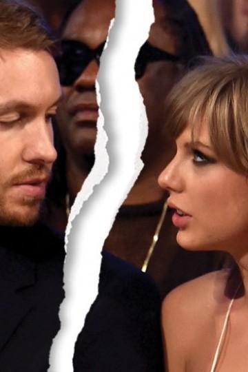 Calvin Harris disparó contra Taylor Swift en Twitter