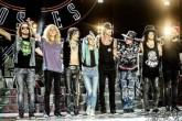 Luego de 26 años Axl, Slash y Steven Adler juntos otra vez
