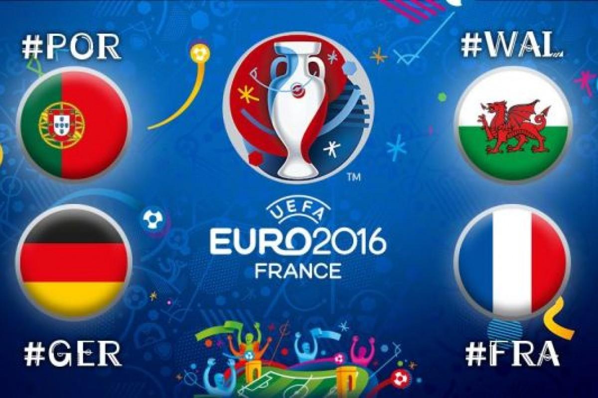 Eurocopa 2016: Así serán las semifinales
