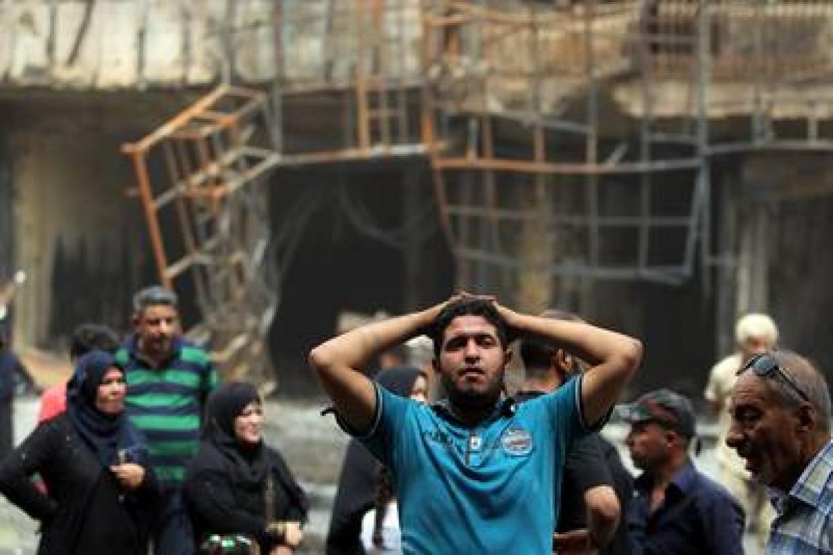 Irak de luto: Atentado en Bagdad deja un saldo de más de 200 muertos
