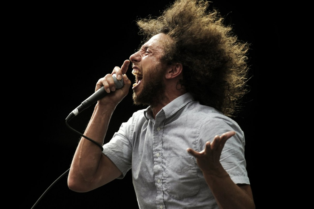 ¿Zack De La Rocha a Prophets of the Rage?