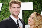 Miley Cyrus confirmó su relación con Liam Hemsworth con esta foto