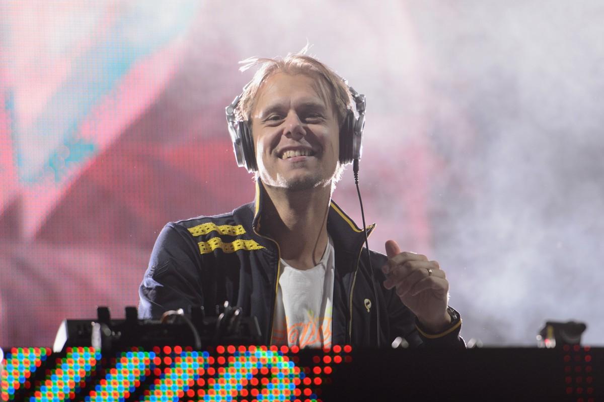 Nuevo álbum: Armin van Buuren anuncia lanzamiento de 'Old Skool'
