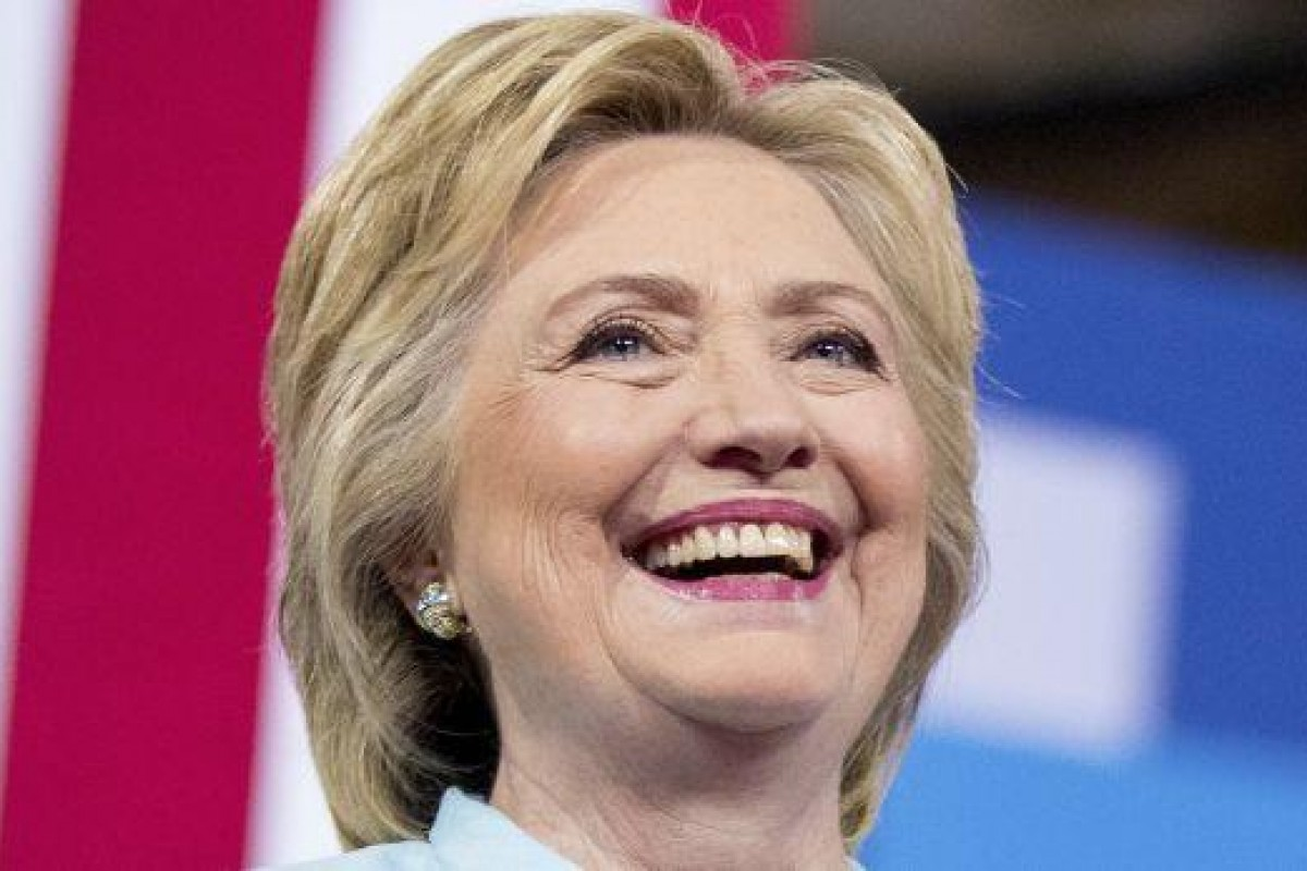 Hillary Clinton hace historia: Primera mujer candidata presidencial en EEUU