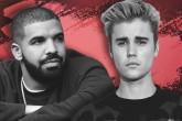 Drake desciende, y Justin Bieber camino al puesto 1