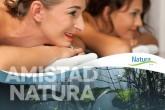 Amistad Natura: Paquetes especiales en Natura Spa