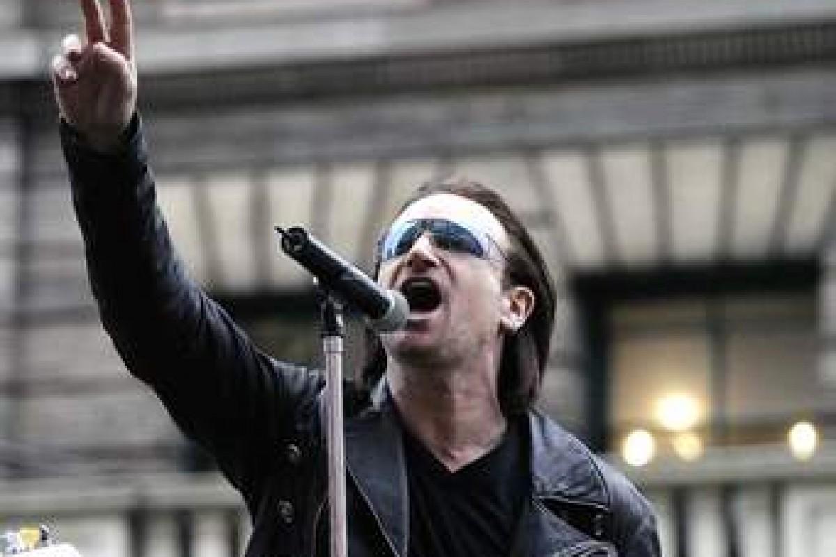 Bono fue rescatado por policías durante el atentado en Niza