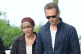 Tom Hiddleston es la nueva inspiración de Taylor Swift
