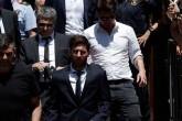 Lionel Messi y su padre son condenados a 21 meses de cárcel por fraude fiscal