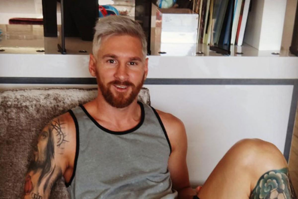 Los mejores memes del nuevo look de Messi