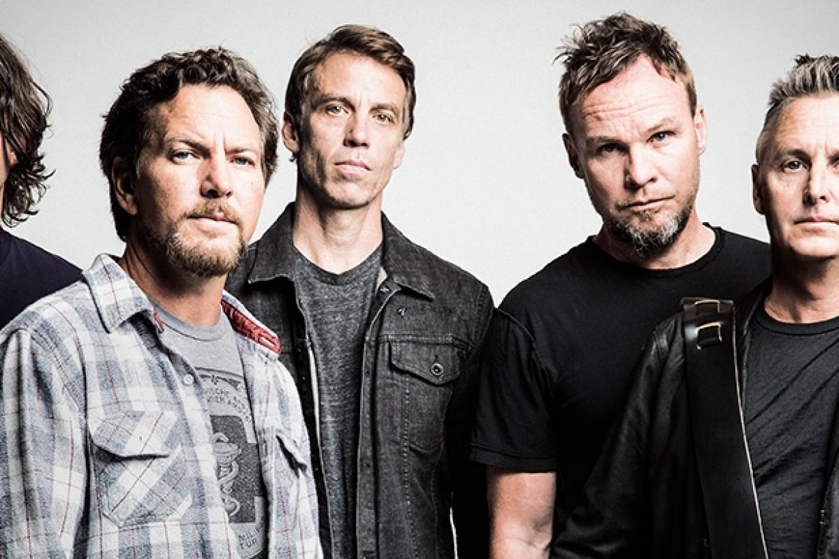 Pearl Jam rindió tributo a Alan Vega