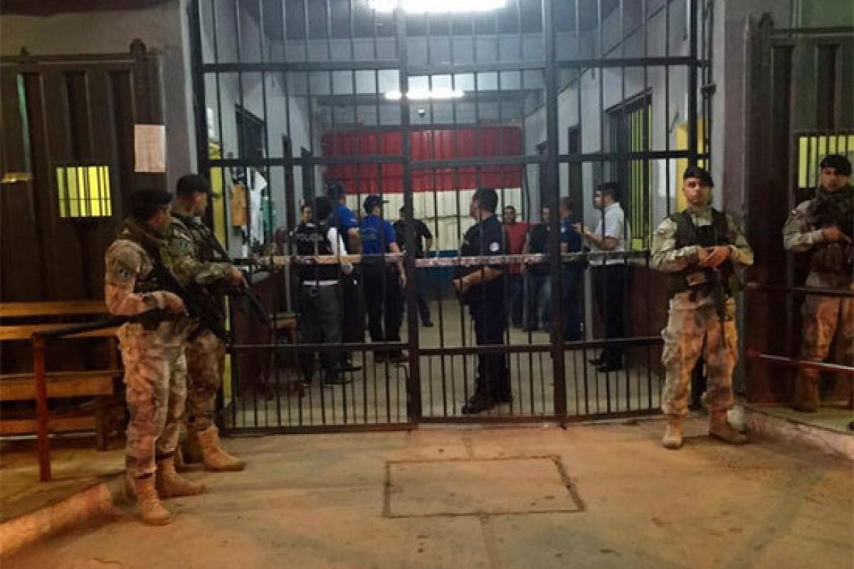 Tacumbú: Guardiacárcel evitó explosión de dinamita y fuga masiva en el penal