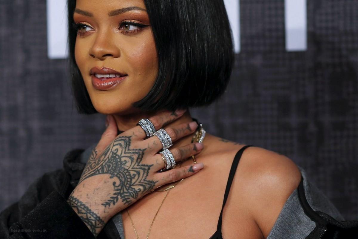 Rihanna suspende su show en Niza