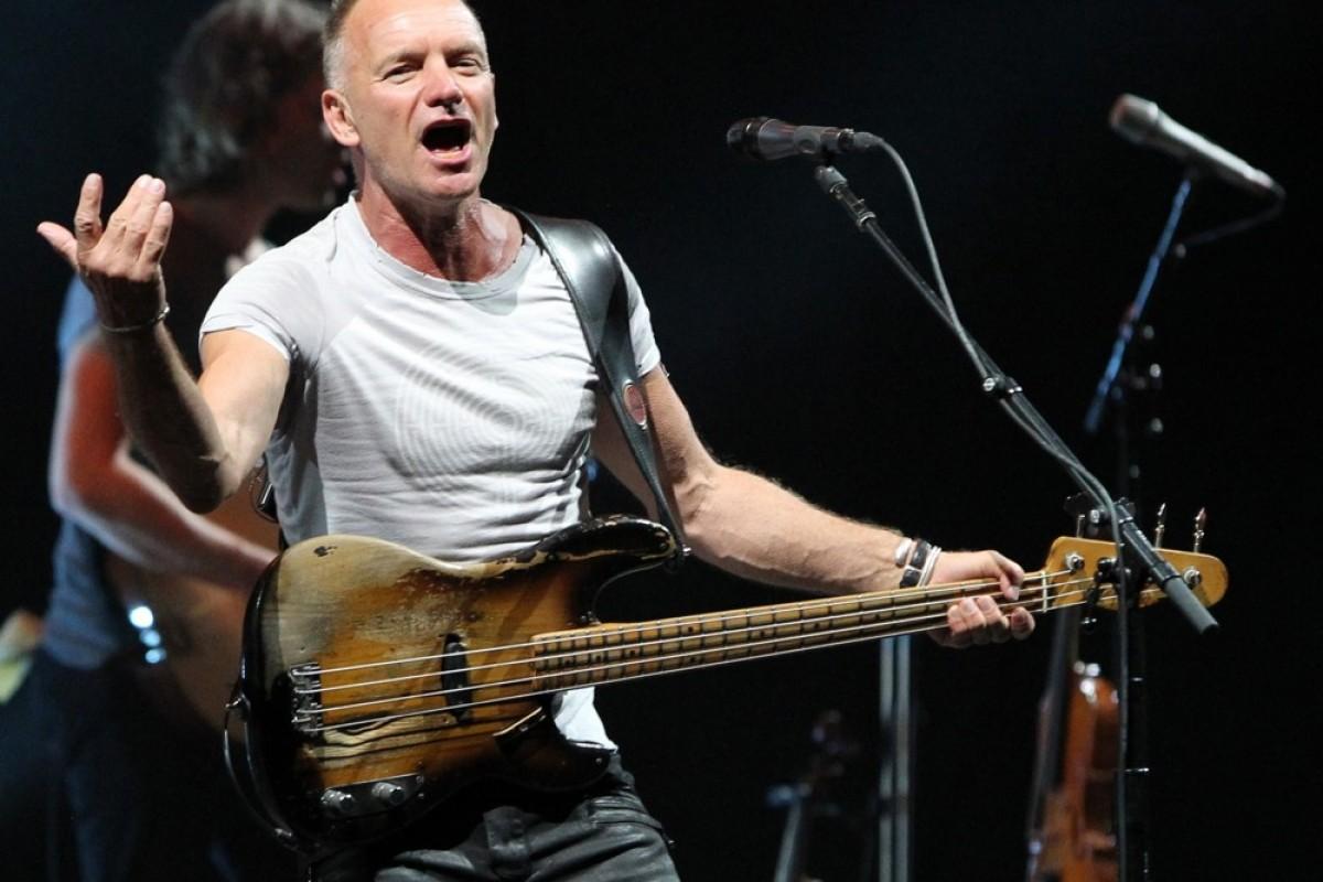 Sting vuelve al Rock N' Roll y lo hace con nuevo álbum