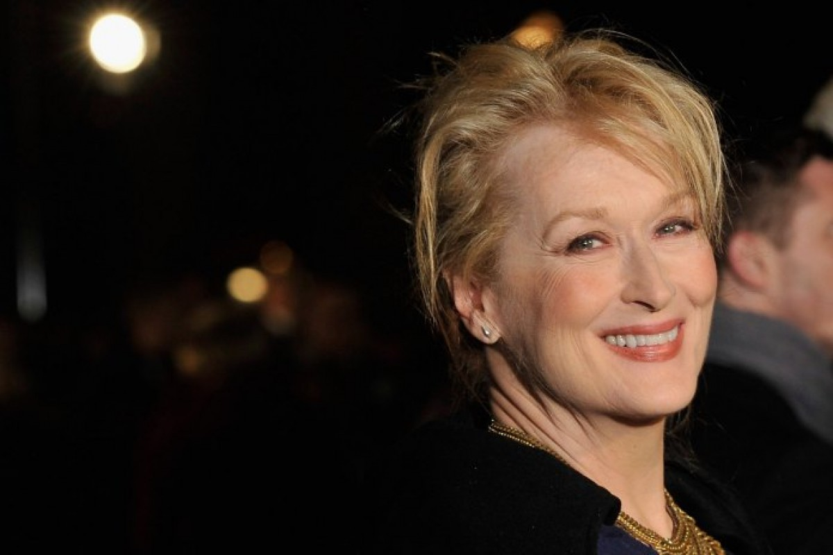 Meryl Streep se une al cast de Mary Poppins