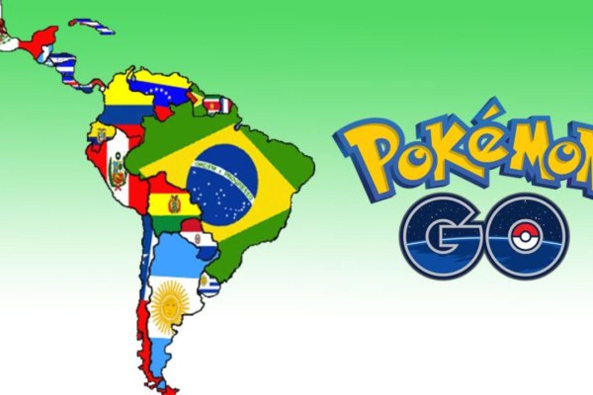 Pokemon GO llegará a Latinoamérica
