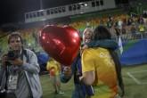 El 'Sí quiero' más romántico de los Juegos Olímpicos 2016