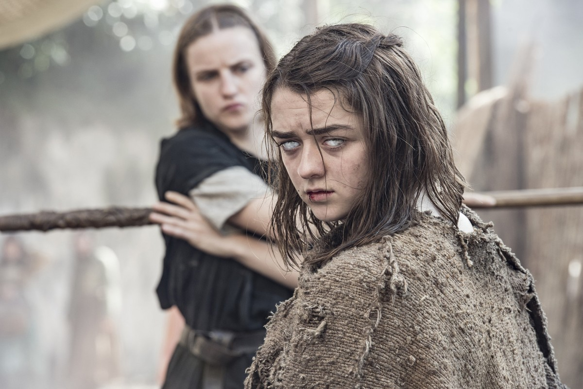 "Maisie Williams: ""Nada les preparará para la séptima temporada de Game of Thrones"""