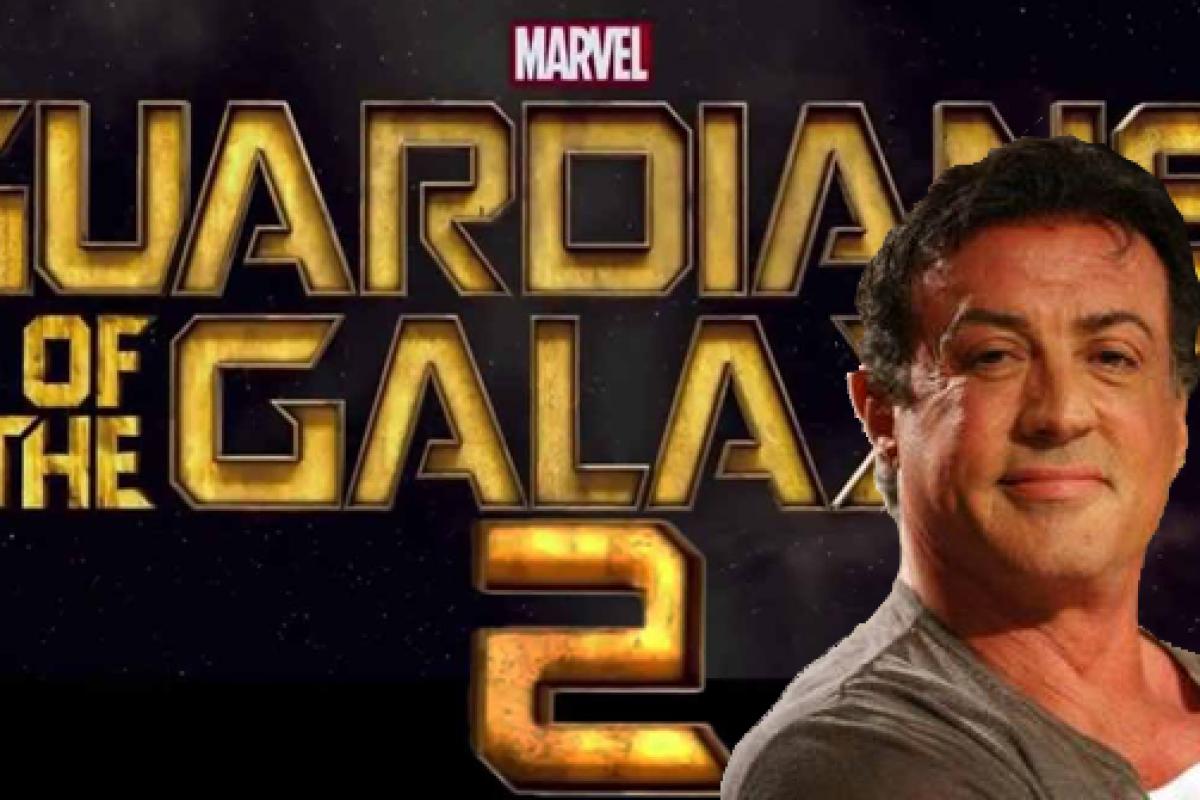 Sylvester Stallone tendrá un importante papel en Guardians of the Galaxy 2