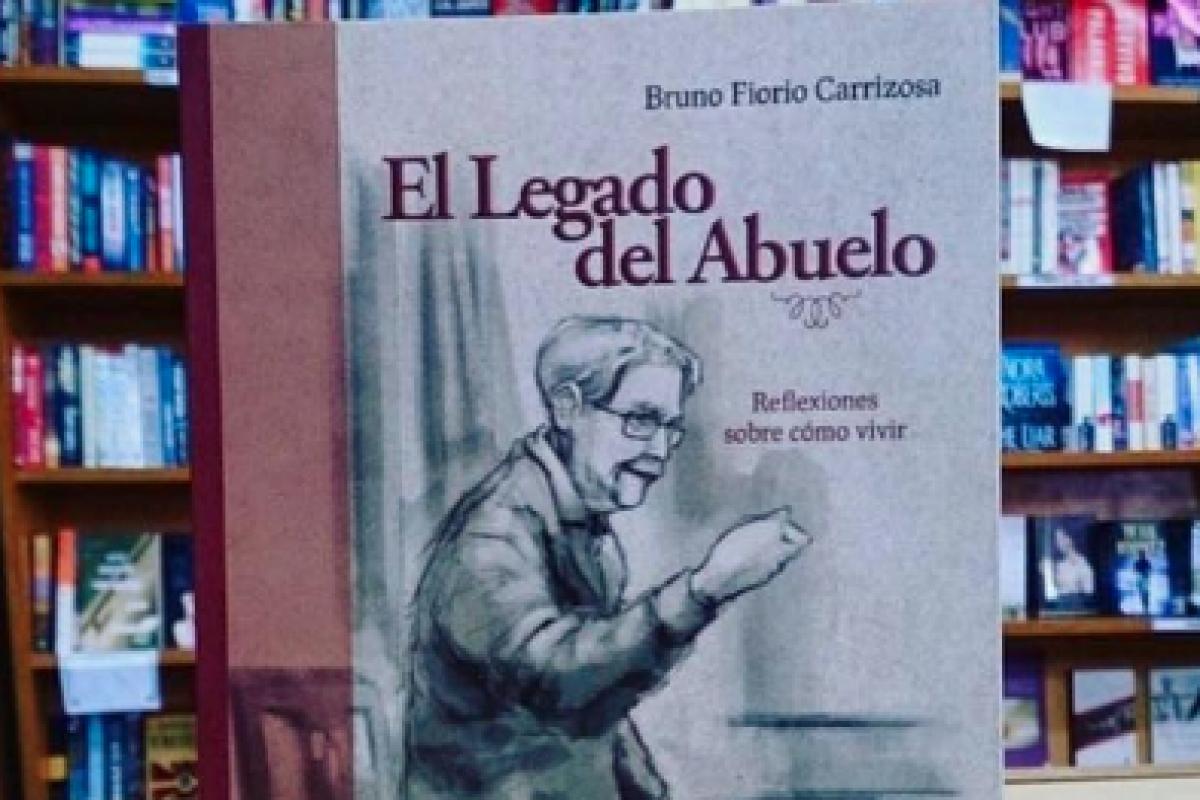'El legado del Abuelo', más que un libro: una experiencia de vida