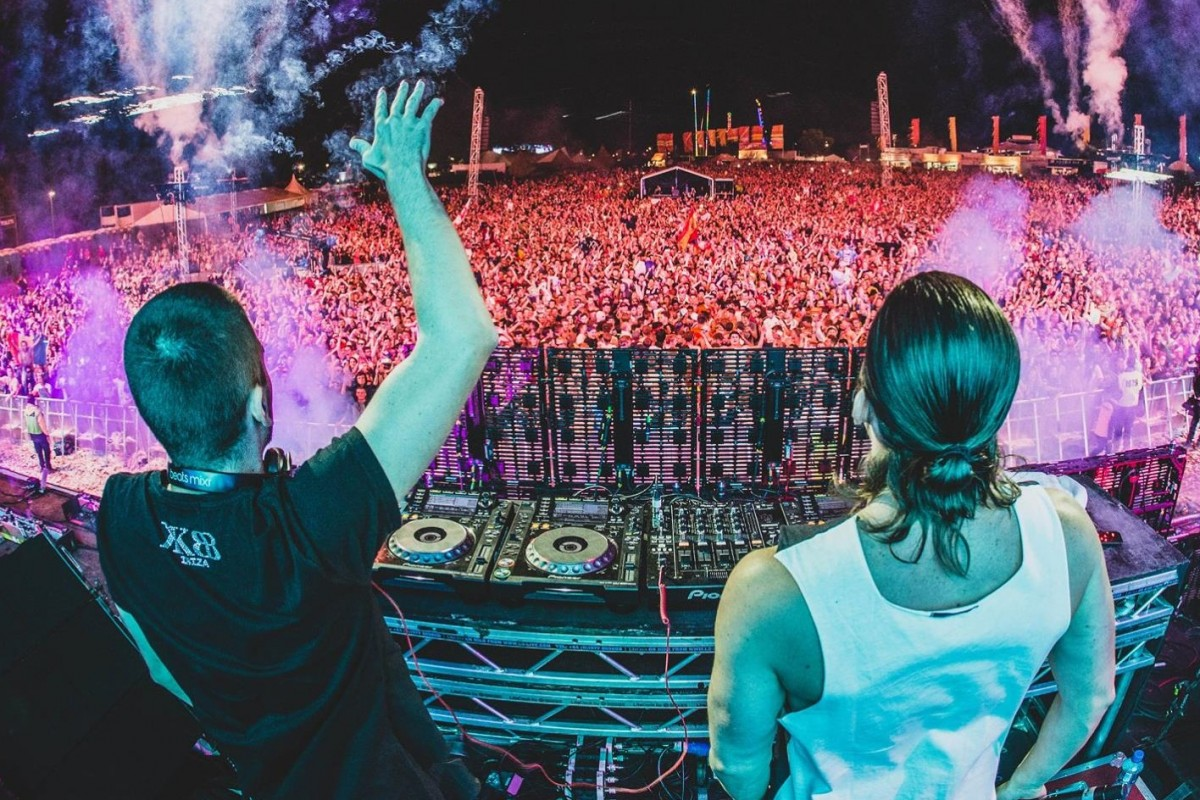Dimitri Vegas & Like Mike lanzan set completo de Tomorrowland