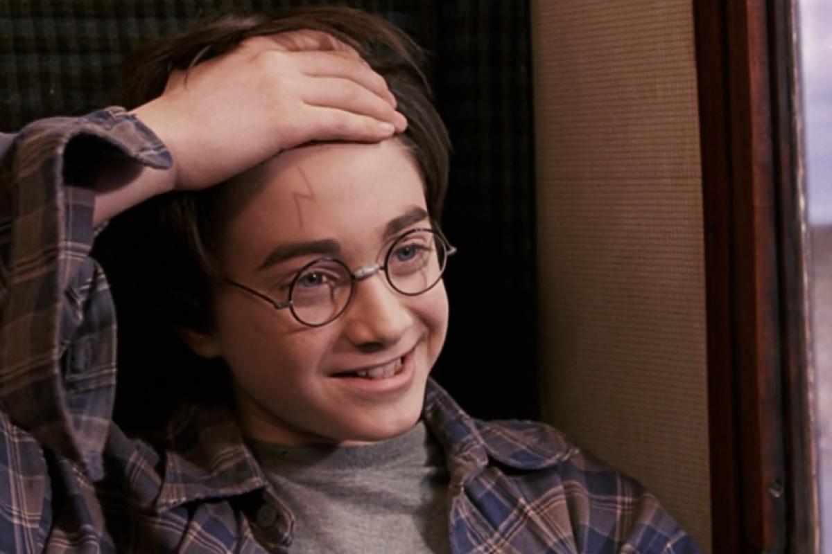 Estaba borracha y se hizo un tatuaje de Harry Potter en la frente