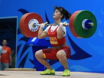 La-atleta-china-Deng-Wei