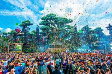 Tomorrowland lanzó su Aftermovie, y es hermoso