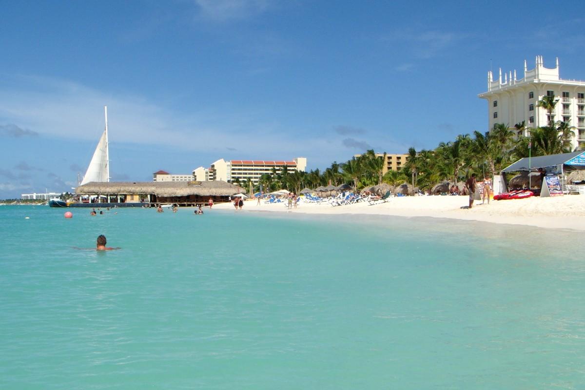 El Caribe y una de sus mejores playas