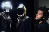 Daft Punk y The Weeknd trabajando en nuevo material juntos