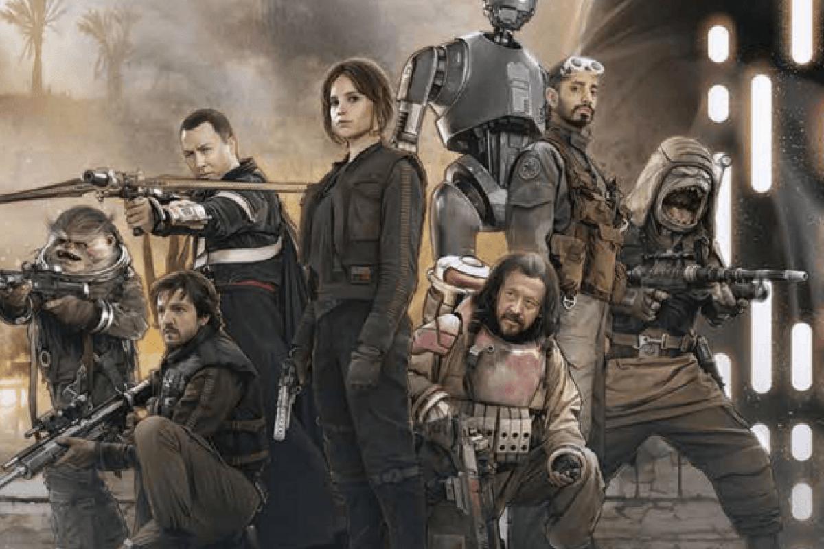 Darth Vader confirma su regreso en espectacular nuevo tráiler de Rogue One: A Star Wars Story
