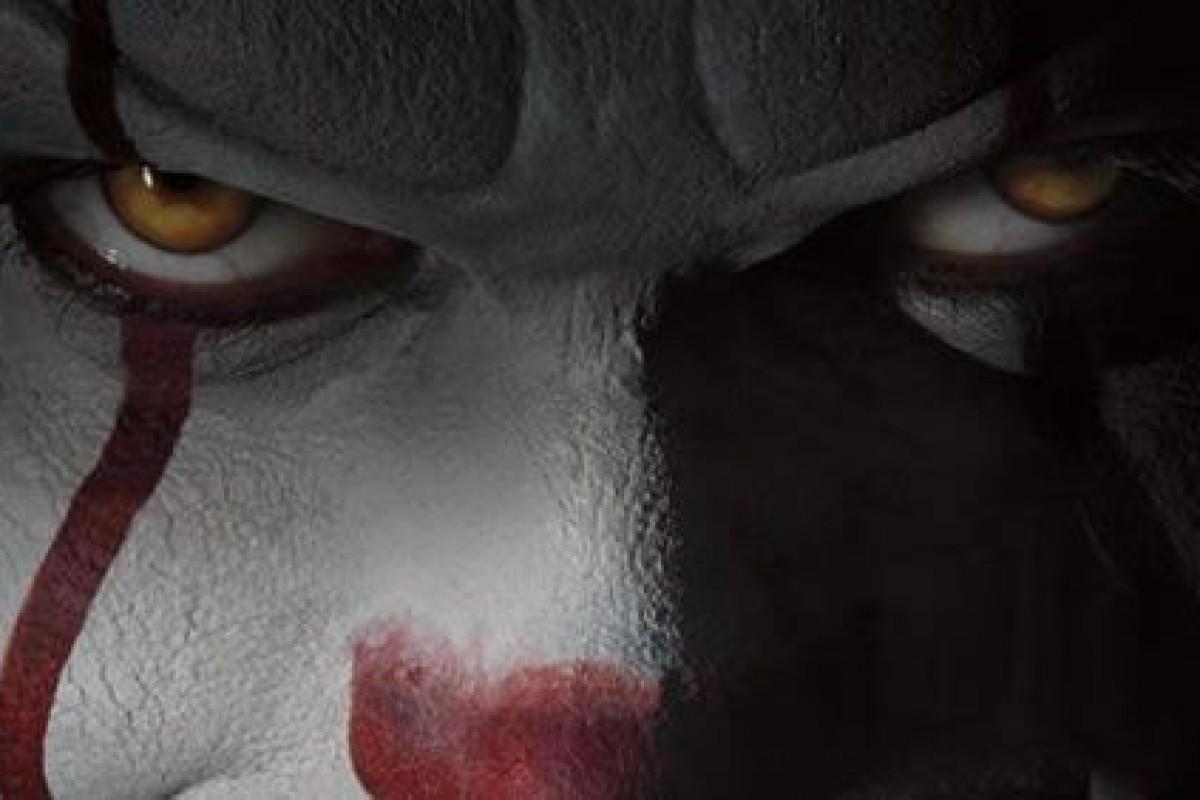 """Nuevas imágenes de Pennywise en el remake de """"IT"""""""