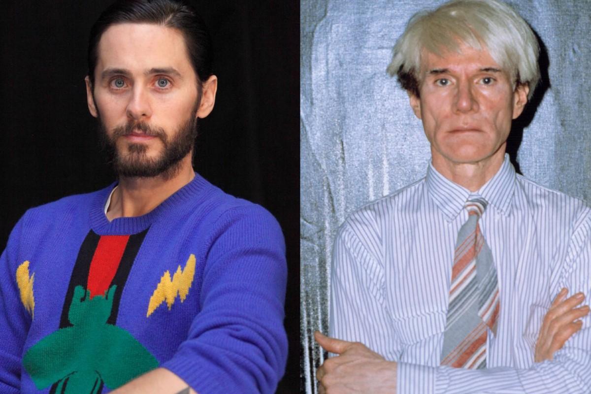 Jared Leto interpretará a Andy Warhol en próxima película
