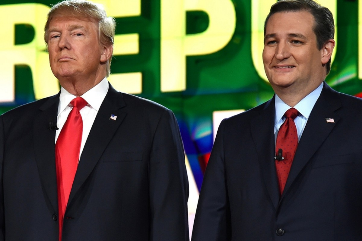 Ted Cruz se retracta y apoyará a Donald Trump como presidente de EEUU