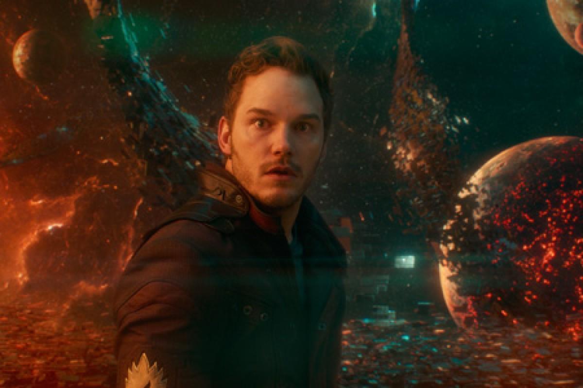 Guardians of the Galaxy 2 será un espectáculo cinematográfico, afirma Chris Pratt
