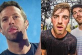 Sí, The Chainsmokers y Chris Martin están grabando juntos