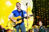"[VIDEO] Mira a Coldplay cantar ""Mr. Brigthside"" en concierto de Las Vegas"