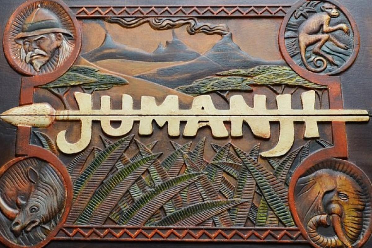 Reboot de 'Jumanji' presentó su primera imagen del rodaje
