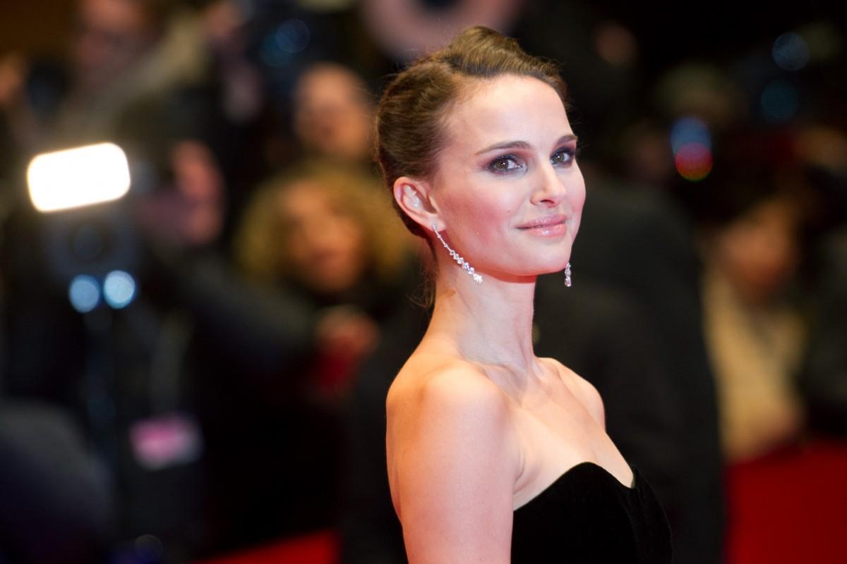 ¡Cigüeña a la vista! Natalie Portman en la espera de su segundo hijo