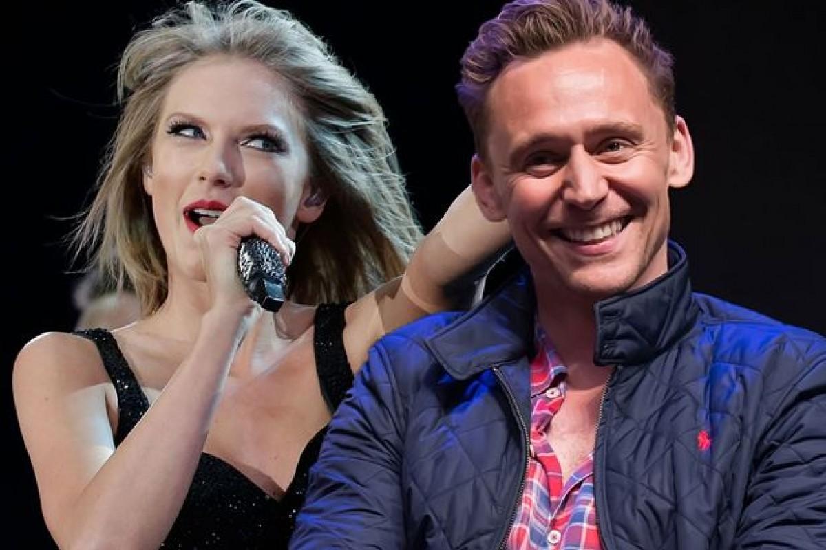 """Tom Hiddleston: """"Seguimos siendo amigos con Taylor"""""""
