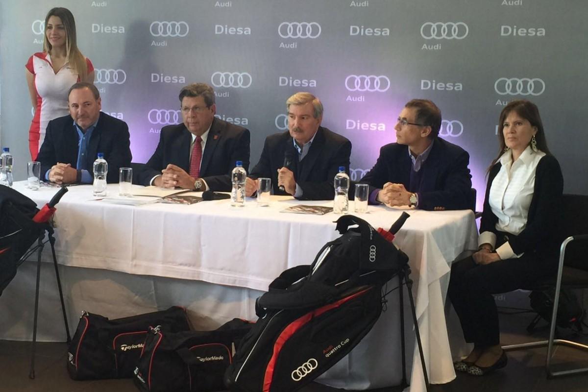 Torneo de golf de Audi premia con viaje a Barcelona