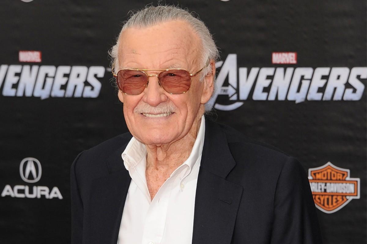 La biografía de Stan Lee llegará a la pantalla grande… como una película de acción